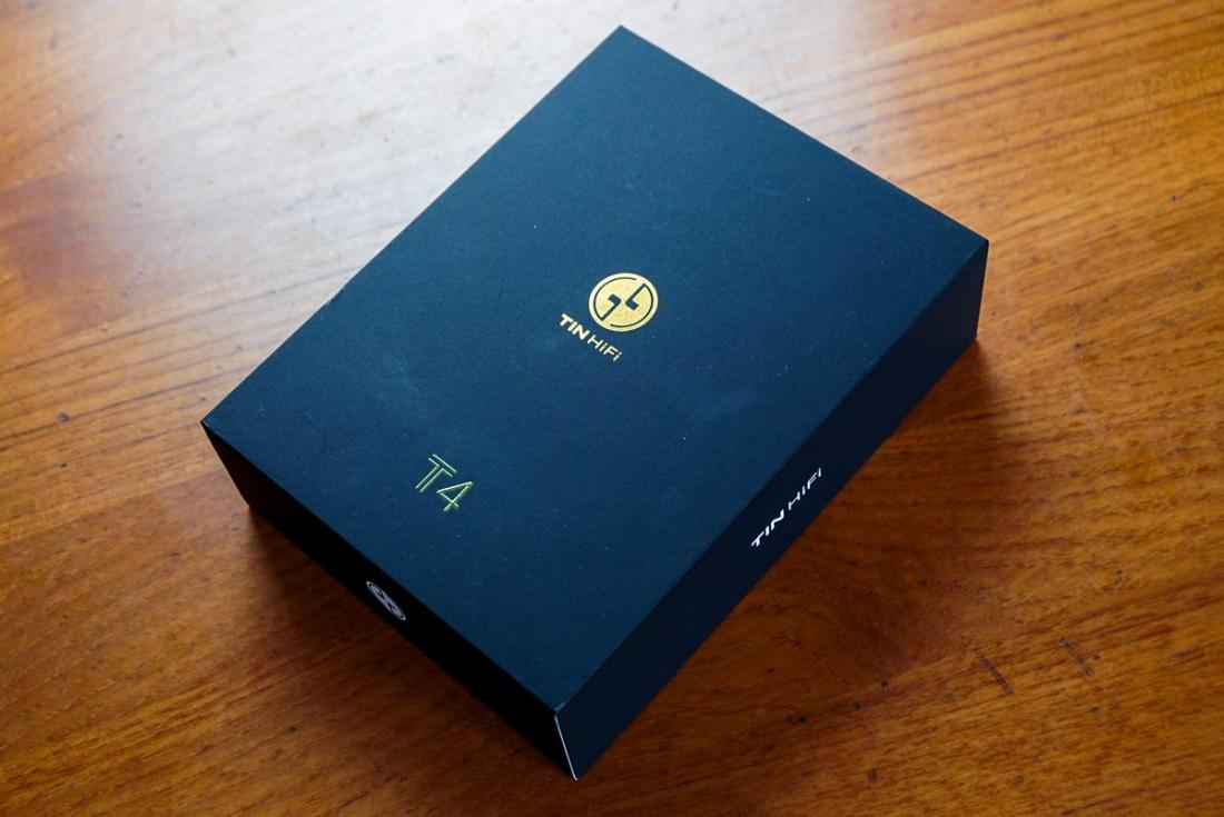 TINHIFI T4 Packaging