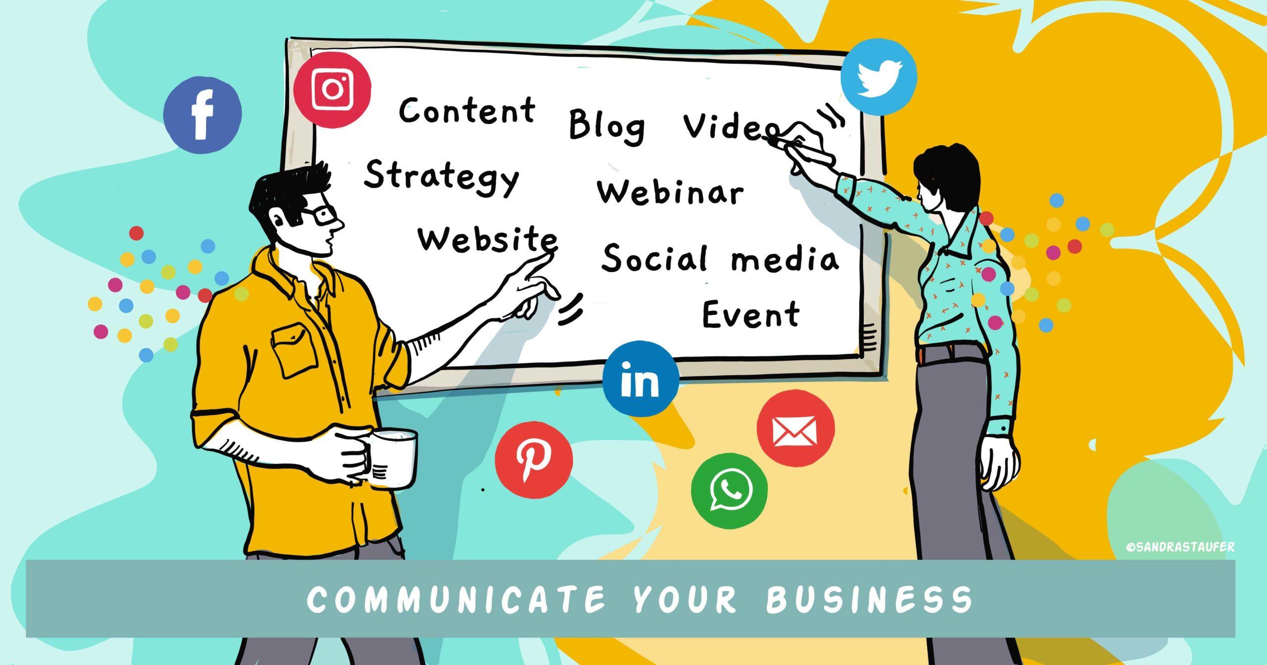 marketing your business coaching module