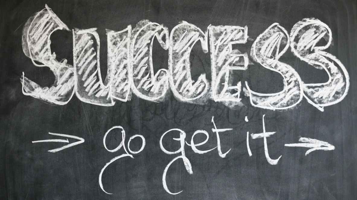 success text