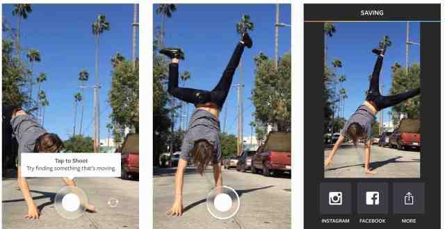 Boomerang stunt
