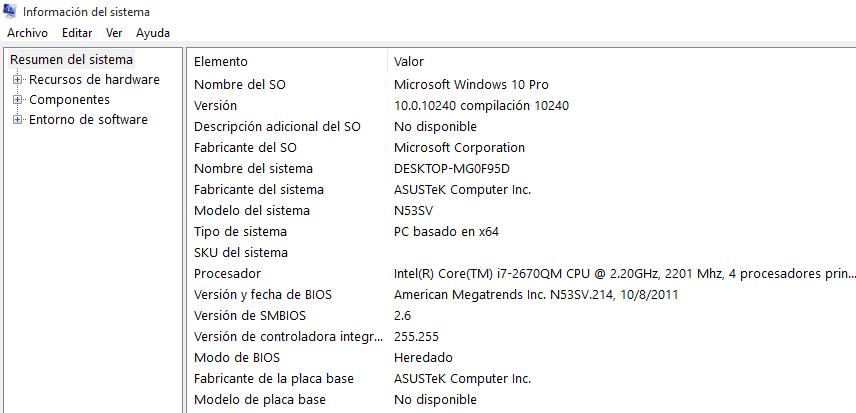 Cómo saber las Características o propiedades de mi PC | Headsem.com