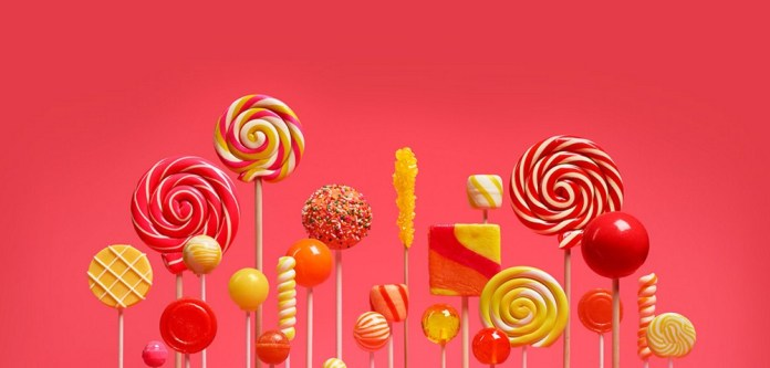 android lollipop os google