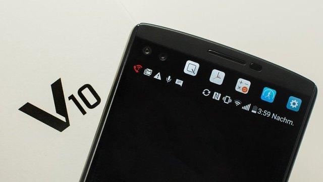 LG V10 - Características y análisis