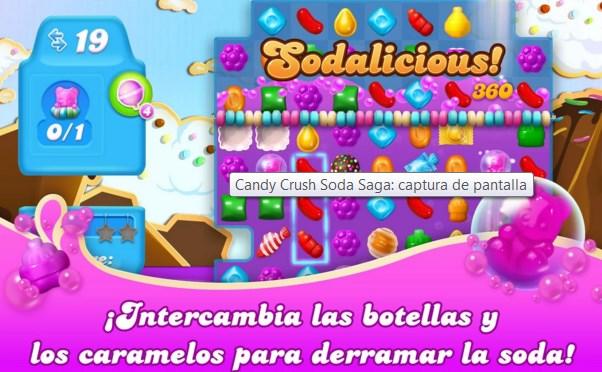 candy crush soda saga for android