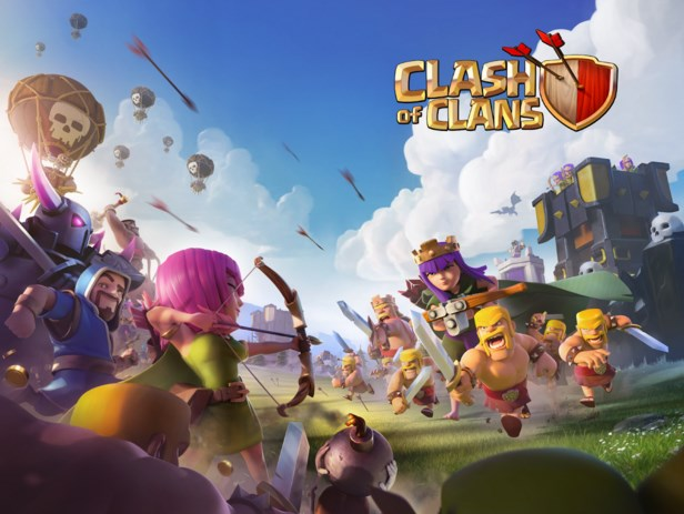 clash of clans for android