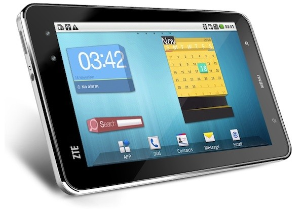 mejores tablets zte