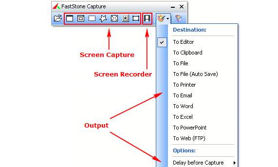 screenshot tecnologia software app