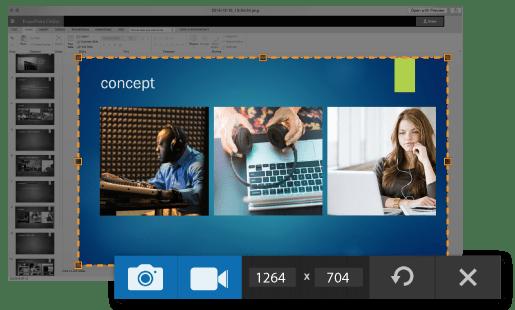 screenshot software app technology