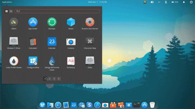 distribución Linux