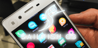 Sailfish Xperia