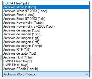 pdf software app tecnologia