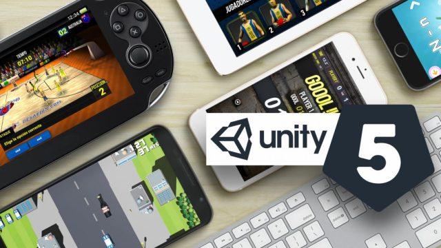 Tu primer videojuego 2D multiplataforma en Unity 5