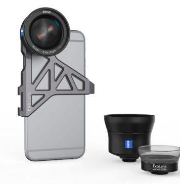 Los mejores accesorios para tomar fotografías con un smartphone
