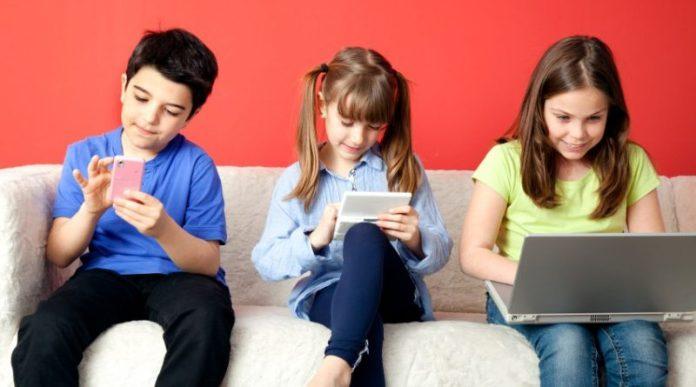 Smartphones para niños