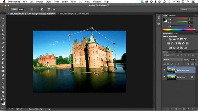 editor de fotos Adobe Photoshop
