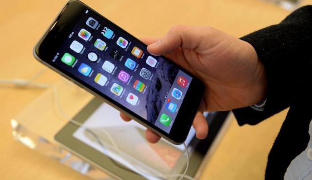 falla de Apple ios 8.0.1