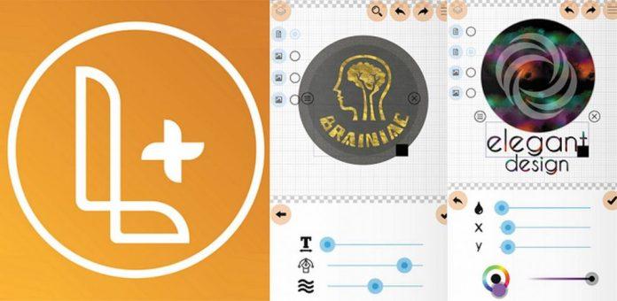 aplicaciones para crear logos logo maker plus