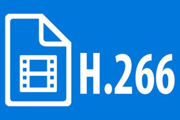 H.266/VVC video coding