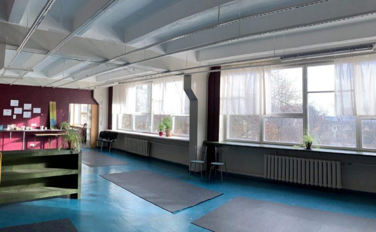 Koolitussaal Ujula tn