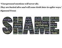 Shame quote by Freud