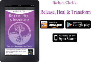 Beyond Affirmations Release, Heal & Tranform meditation app.