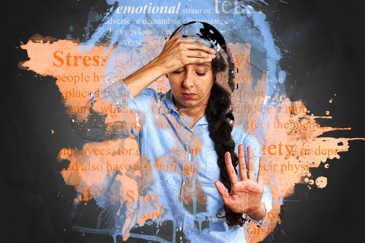 How Stress makes you sick