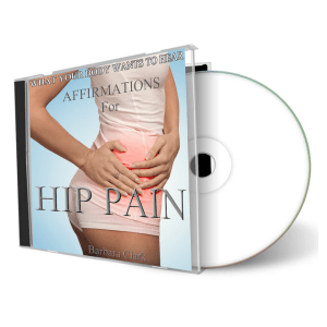 What Your Body Wants To Hear Healing For Your Hips cd cover