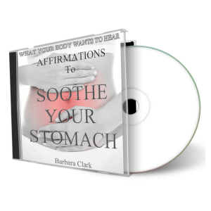 What Your Body Wants To Hear Soothe Your Stomach cd cover