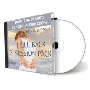 What Your Body Wants To Hear 3 part full back meditations