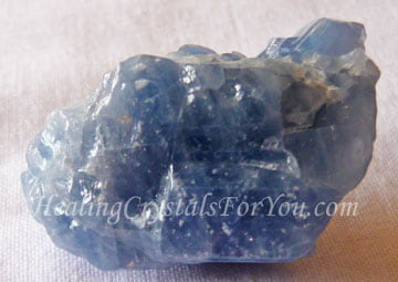Blue Calcite Boosts Psychic Gifts Healing Amp Dream Recall
