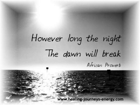 Quote - African Proverb