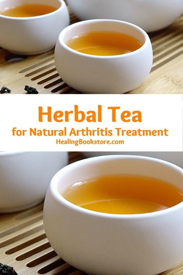 herbal tea for natural arthritis treatment