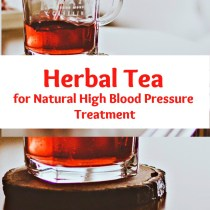 herbal tea for natural high blood pressure treatment