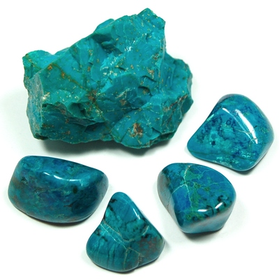 Image result for •Chrysocolla