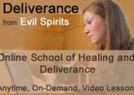 Online Healing and Deliverance Classes