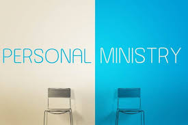 Personal Ministry Preparation