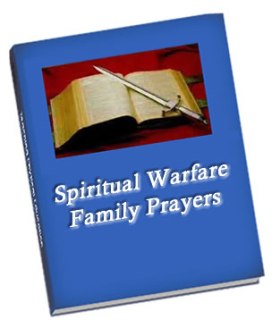 Family Spiritual Warfare Prayer Covering