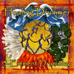 5-Element Drumming Workshop with The Healing Drummer