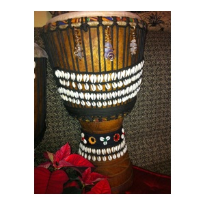 Djembe - Consecrated Healing Drum