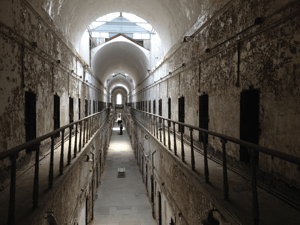 Eastern State Penitentiary Cellblock 7