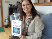 Spirit Medium and Author Karen T Hluchan