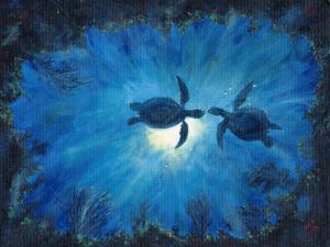 Moonlight Rendezvous by Karen T Hluchan