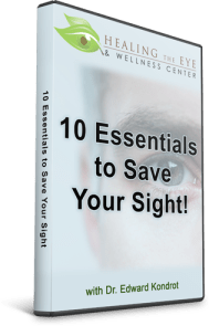 Products - Webinars - 10 Essentials to Save Your Sight