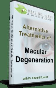 Products - Webinars - Alternative Treatments of Macular Degeneration