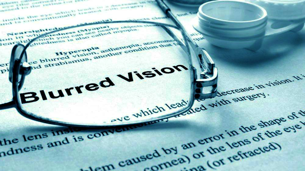Causes Of Blurred Vision: Everything You Need To Know