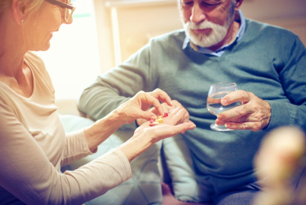 Take Supplements | How To Prevent Age-Related Macular Degeneration