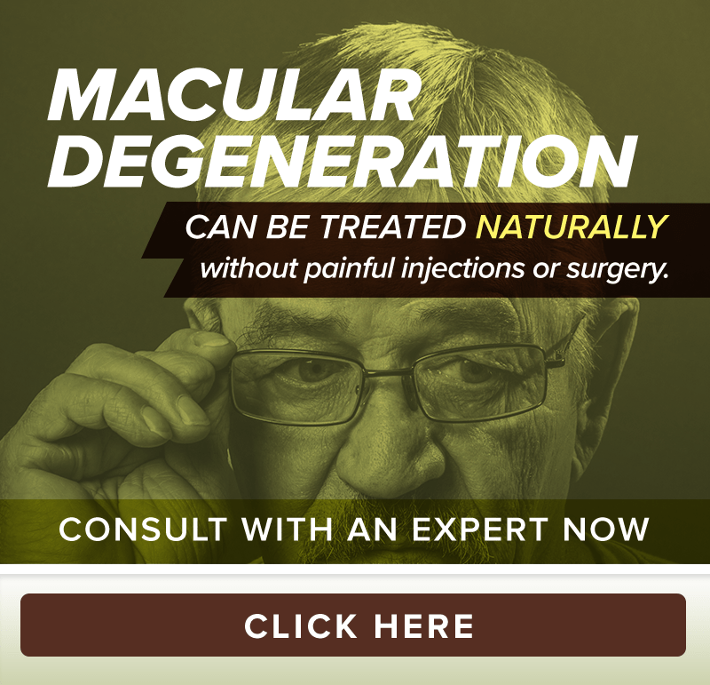Macular Degenration Can Be Treated NATURALLY Without Painful Injections Or Surgery. CLICK HERE to Consult with an Expert NOW!