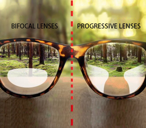 How Progressive Lenses & Bifocals Are Different ?