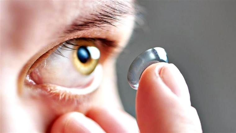 Dangers Of Falling Asleep In Contact Lenses