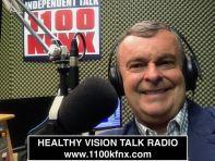 Last Broadcast of Healthy Vision on KFNX Radio!